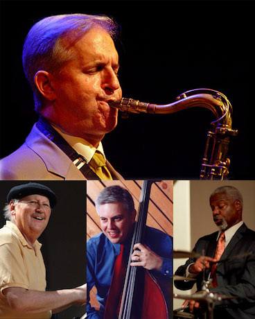 Scott Hamilton w/the Larry Vuckovich Trio