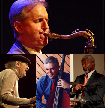 Scott Hamilton with the Larry Vuckovich Trio