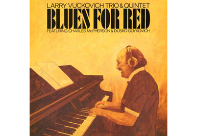 Blues For Red Cover